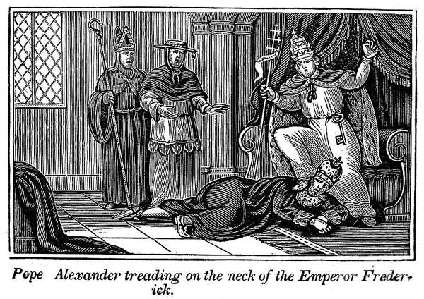 12th Century Poster featuring the photograph Alexander IIi (d. 1181) by Granger