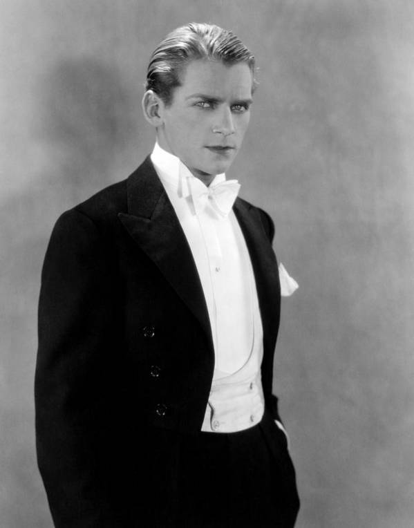 1930s Fashion Poster featuring the photograph Douglas Fairbanks, Jr., Early 1930s by Everett