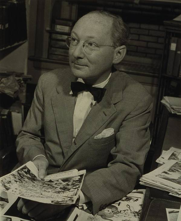History Poster featuring the photograph Dr. Otto Bettmann, A German Jewish by Everett