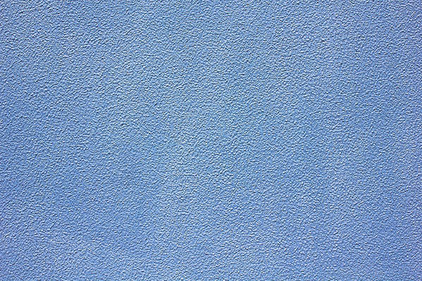Architectural Poster featuring the photograph Details Of Blue Wall For Background by Wetchawut Masathianwong