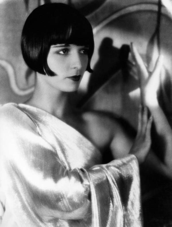 1920s Hairstyles Poster featuring the photograph Louise Brooks, Ca. 1929 by Everett
