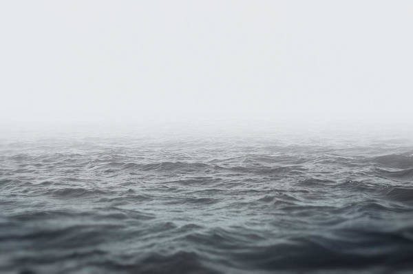 Seascape Poster featuring the photograph Aeon by Taylan Soyturk
