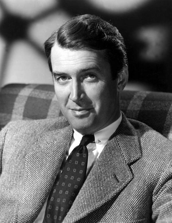 1930s Portraits Poster featuring the photograph James Stewart, C. 1940s by Everett