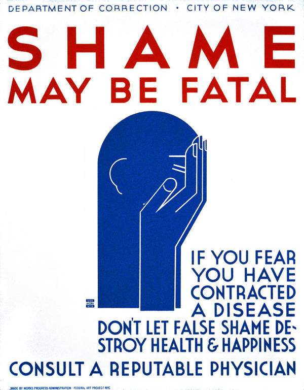 1930s Poster featuring the photograph Poster Encouraging Persons by Everett
