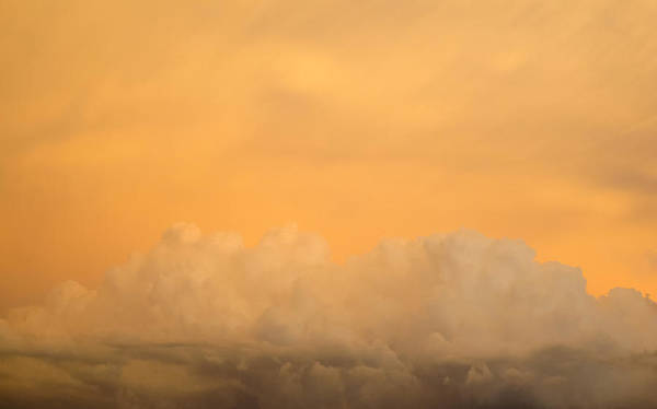 Sky Print featuring the photograph Sky Fire 004 by Tony Grider