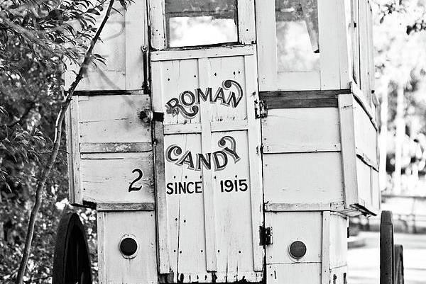 Roman Candy Print featuring the photograph Roman Candy by Scott Pellegrin