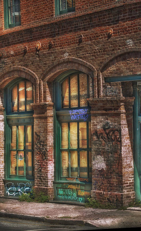 New Orleans Print featuring the photograph Tarnished by Brenda Bryant