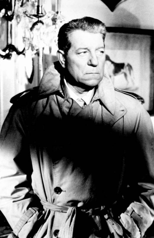 1950s Movies Print featuring the photograph Razzia Sur La Chnouf, Jean Gabin, 1955 by Everett