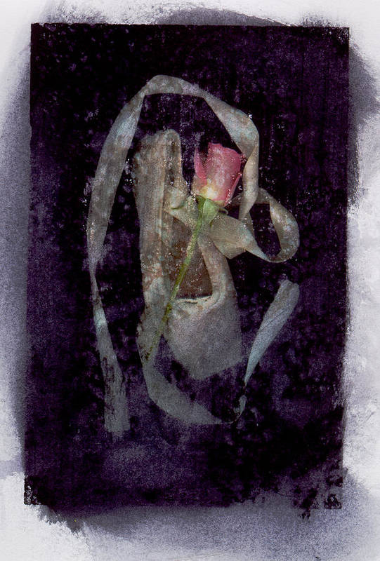 Ballet Print featuring the mixed media Finale by Bob Senesac