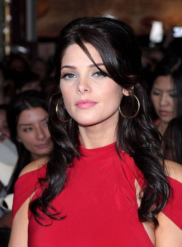 Ashley Greene Print featuring the photograph Ashley Greene At Arrivals For The by Everett