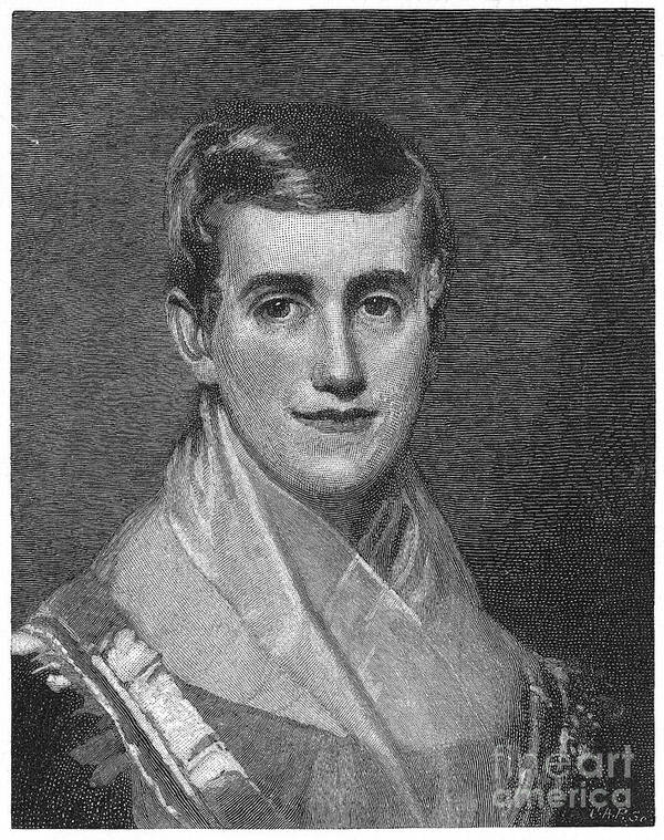 1838 Print featuring the photograph Prudence Crandall by Granger
