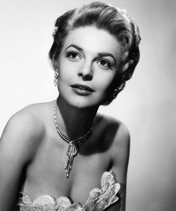 1950s Portraits Print featuring the photograph The Last Frontier, Anne Bancroft, 1955 by Everett