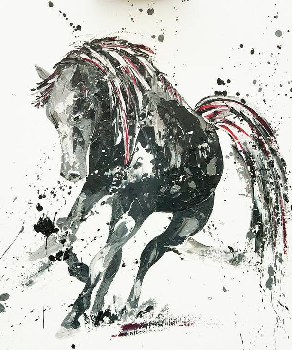 Horse Paintings for Sale (Page #25 of 278)