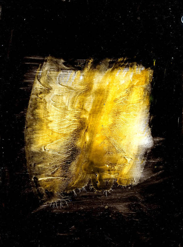 Print featuring the painting Light Coming Through by Kongtrul Jigme Namgyel