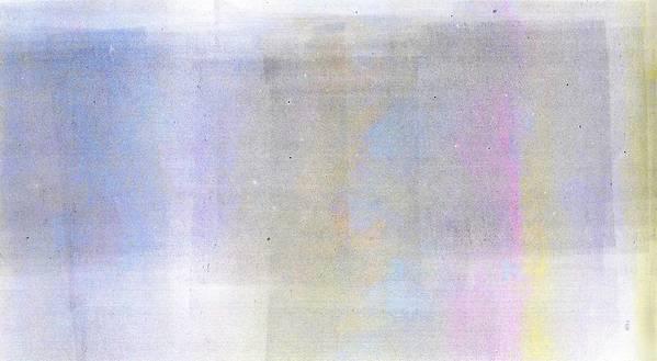 Brett Print featuring the digital art Bliss by Brett Pfister