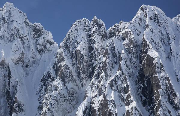 Mp Print featuring the photograph Peaks Of Takhinsha Mountains by Matthias Breiter