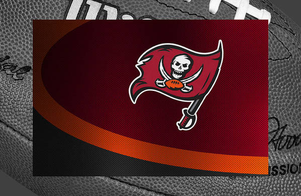 Buccaneers Print featuring the photograph Tampa Bay Buccaneers by Joe Hamilton