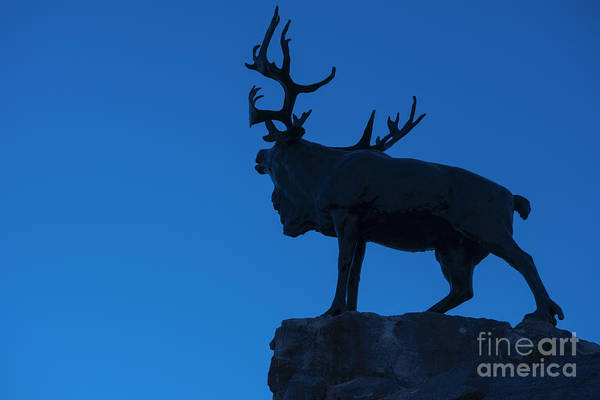 Statue Print featuring the photograph 130918p145 by Arterra Picture Library