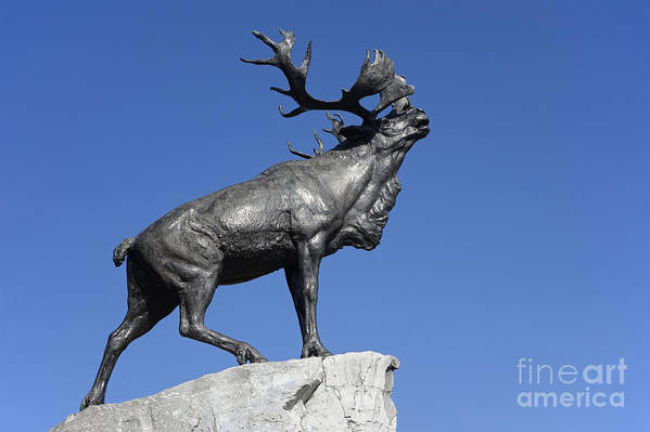 Statue Print featuring the photograph 130918p149 by Arterra Picture Library