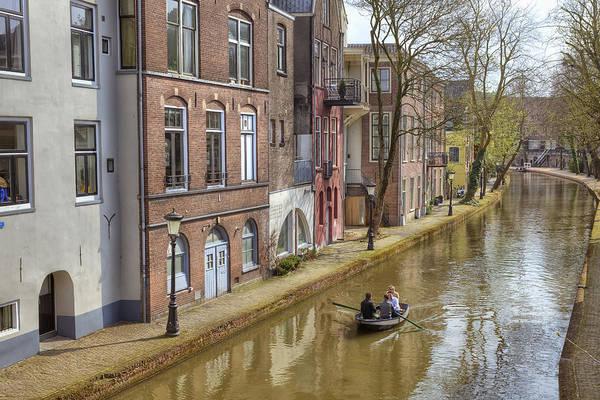 Utrecht Print featuring the photograph Utrecht by Joana Kruse