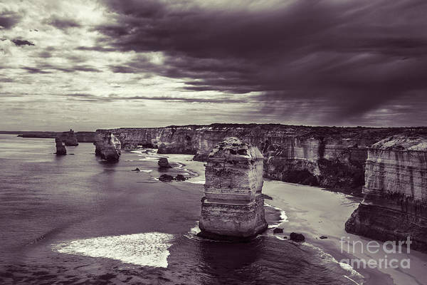 Twelve Print featuring the photograph Sentinals by Andrew Paranavitana