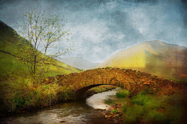 Art Print featuring the photograph By The River by Svetlana Sewell