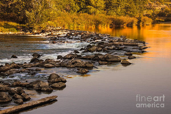 Idaho Print featuring the photograph Morning Reflections by Robert Bales