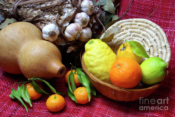 Arrangement Print featuring the photograph Still-life by Carlos Caetano