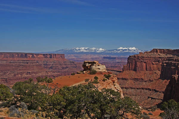 Canyonlands National Park Print featuring the photograph Canyonlands National Park by Mark Smith