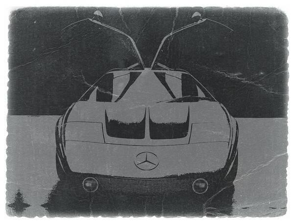 Mercedes Benz C Iii Concept Print featuring the photograph Mercedes Benz C IIi Concept by Naxart Studio