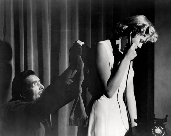 Dial M For Murder Print featuring the photograph Dial M For Murder by Silver Screen