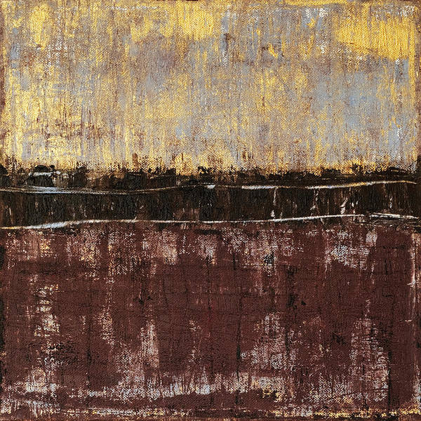 Rothko Print featuring the painting Untitled No. 4 by Julie Niemela