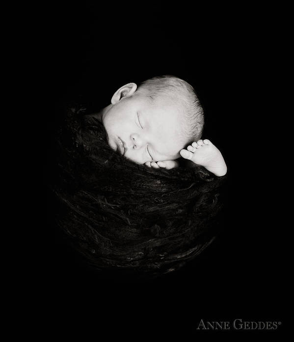 Baby Print featuring the photograph Untitled by Anne Geddes