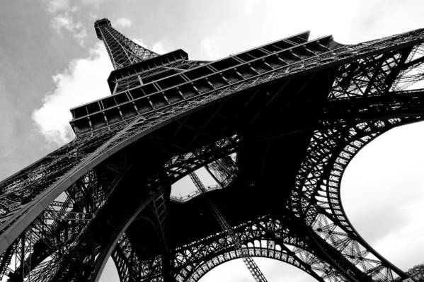 Abend Print featuring the photograph City Of Love by Thomas Splietker