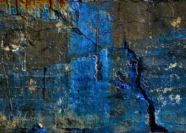 Industrial Print featuring the photograph Foundation Three by Bob Orsillo