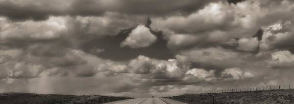 On The Road Again Print featuring the photograph On The Road Again by Dan Sproul