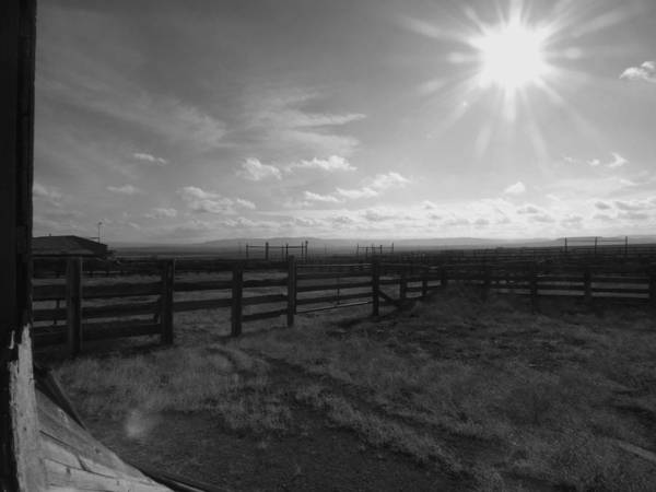 Colorado Print featuring the photograph Rancho Colorado by Anna Villarreal Garbis