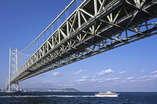 Bridges Print featuring the photograph The 8th Wonder Of The World by Daniel Hagerman