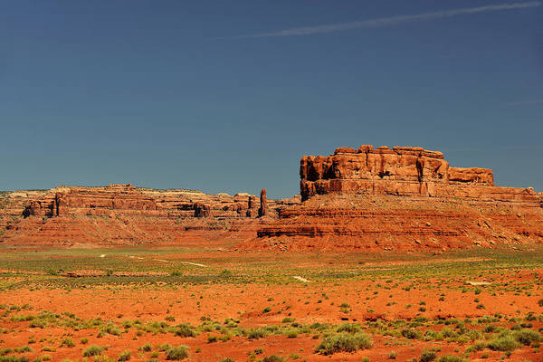 Valley Print featuring the photograph Valley Of The Gods - See What The Gods See by Christine Till