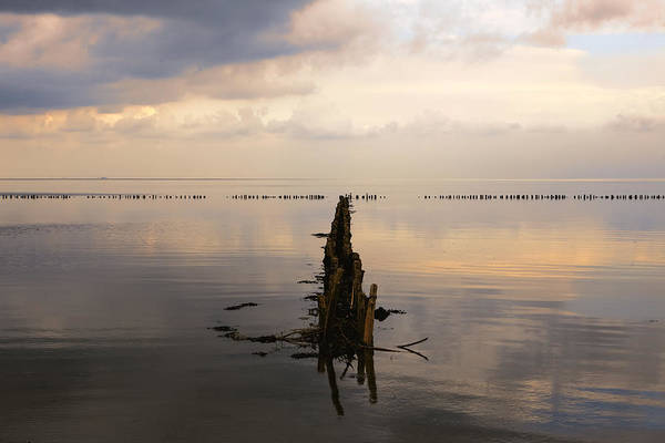 Wadden Sea Print featuring the photograph Kampen - Sylt by Joana Kruse