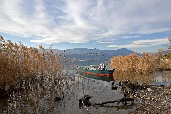 Lago Maggiore Print featuring the photograph Lake Maggiore by Joana Kruse