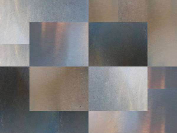 Abstract Print featuring the digital art Brushed 24 by Tim Allen