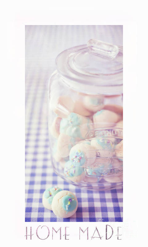 Cookies Print featuring the photograph Cookie Jar by Priska Wettstein