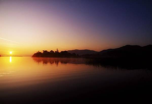 Beauty In Nature Print featuring the photograph Lough Gill, Co Sligo, Ireland Irish by The Irish Image Collection