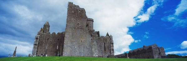 Architectural Detail Print featuring the photograph The Rock Of Cashel, Co Tipperary by The Irish Image Collection