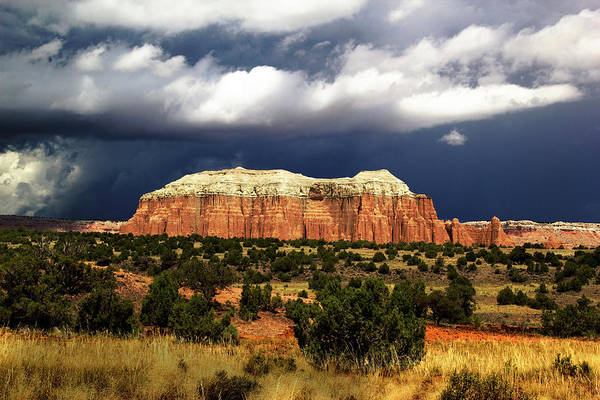 Capitol Reef National Park Print featuring the photograph Capitol Reef National Park by Mark Smith