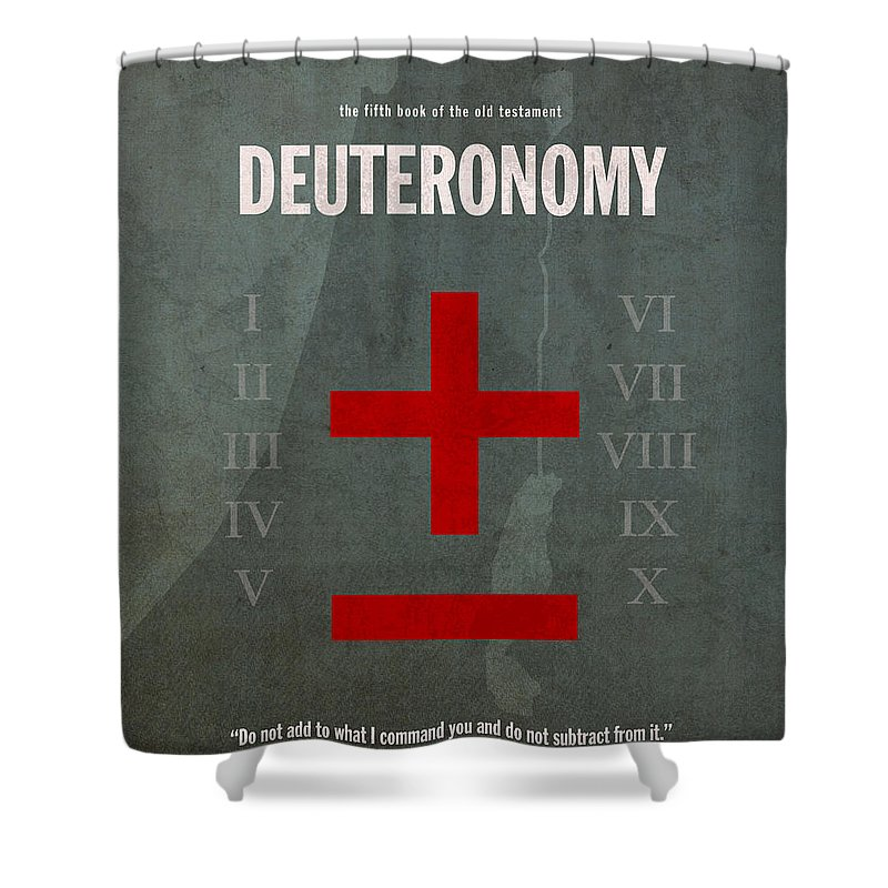 an analysis of the fifth book of the old testament deuteronomy