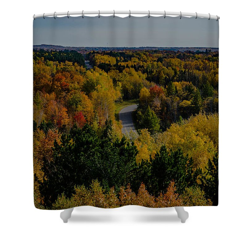 ... to Lowlight Images | Shop > Shower Curtains > Fall Shower Curtains