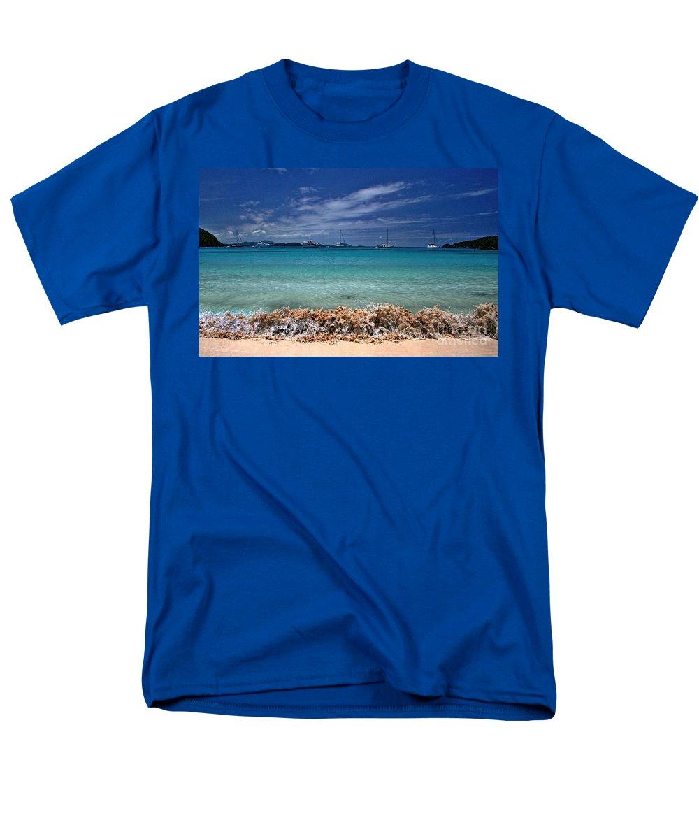 Maho Bay St John Island T Shirt For Sale By Rick Gripp