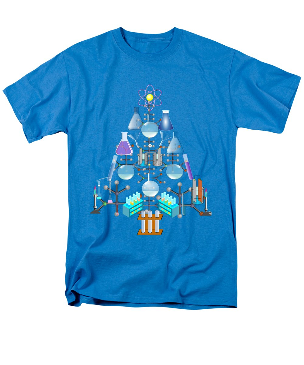 Oh Chemist Tree Oh Christmas Tree T Shirt For Sale By